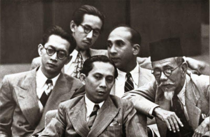Perkembangan Nasionalisme di indonesia