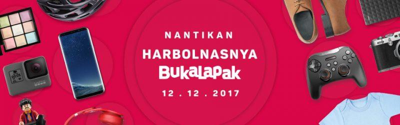 Menilik Promo Harbolnas 2017 di Bukalapak Khusus Pecinta Dunia Belanja