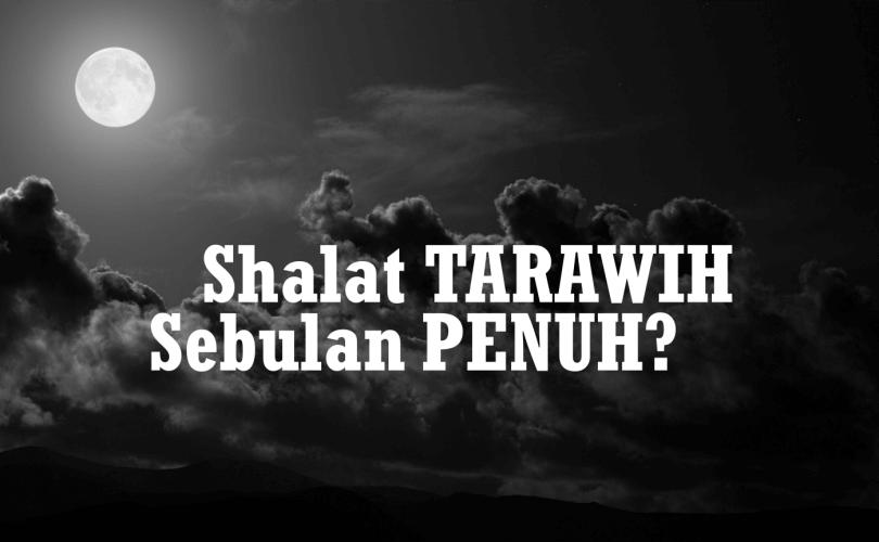 Photo of Sholat Tarawih (Niat, Tata Cara, & Bacaan Lengkap) Sesuai Sunnah Nabi